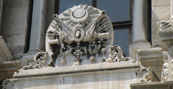 Torre dell'Orologio palazzo Dolmabache