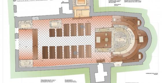 progetto pavimentazione