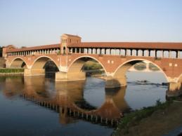moniatura ponte pavia