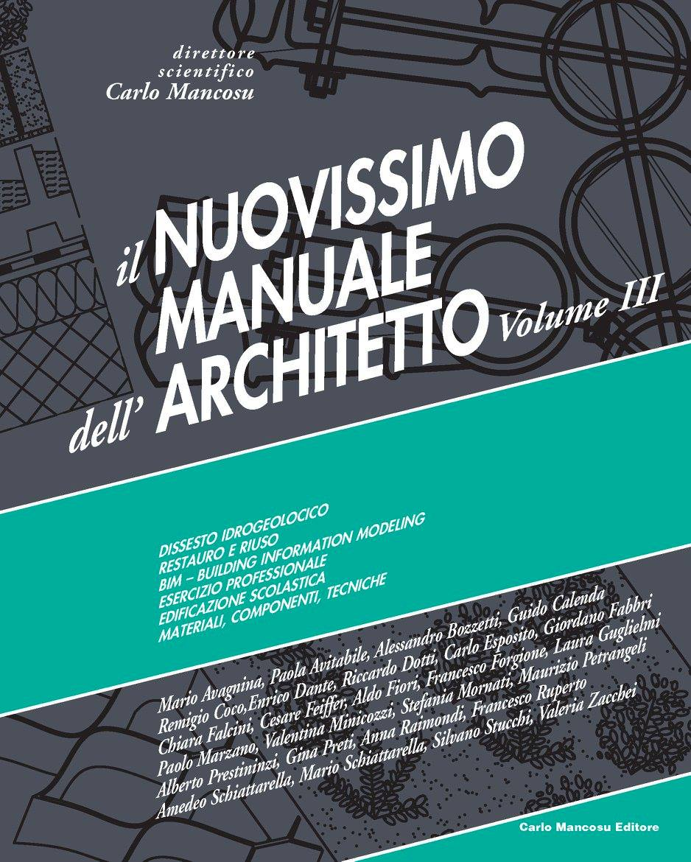 manuale architettura